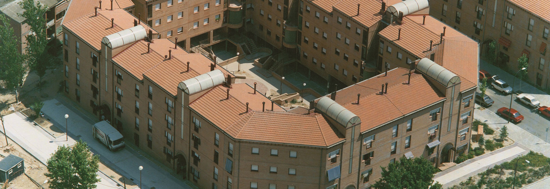 Construcción de viviendas en General Ricardos
