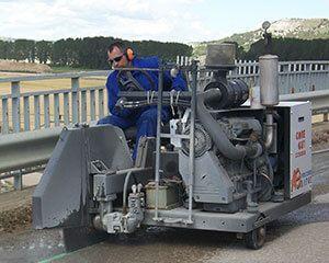 Maquinaria para demolicion Corte y perforación CORTASUELOS TYROLIT AG Construcciones