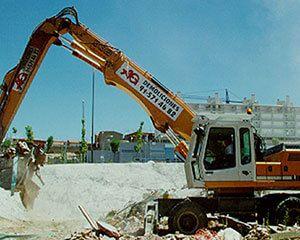 AG Construcciones - Maquinaria pesada - LIEBHERR 932