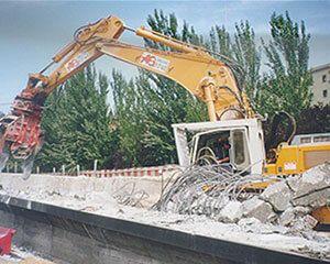 AG Construcciones - Maquinaria pesada - LIEBHERR 954 B-HD-629