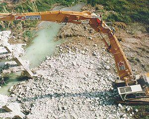 AG Construcciones - Maquinaria pesada - LIEBHERR 954 HDV