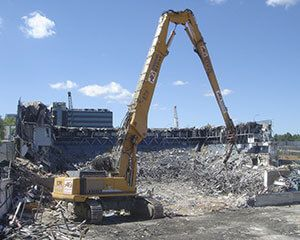 AG Construcciones - Maquinaria pesada - LIEBHERR 974