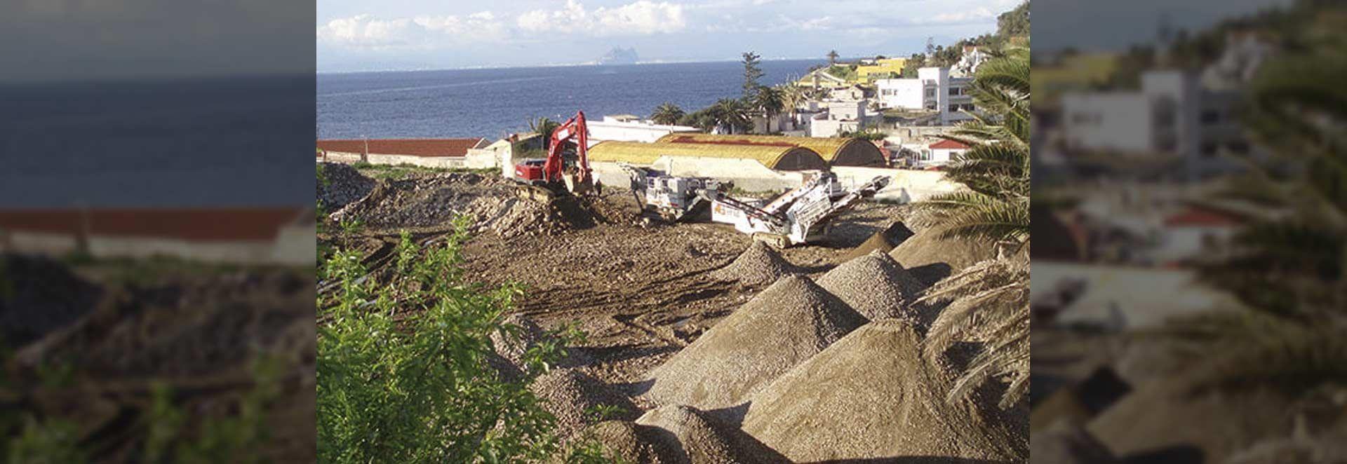 Reciclaje - Empresa de demoliciones- AG Construcciones