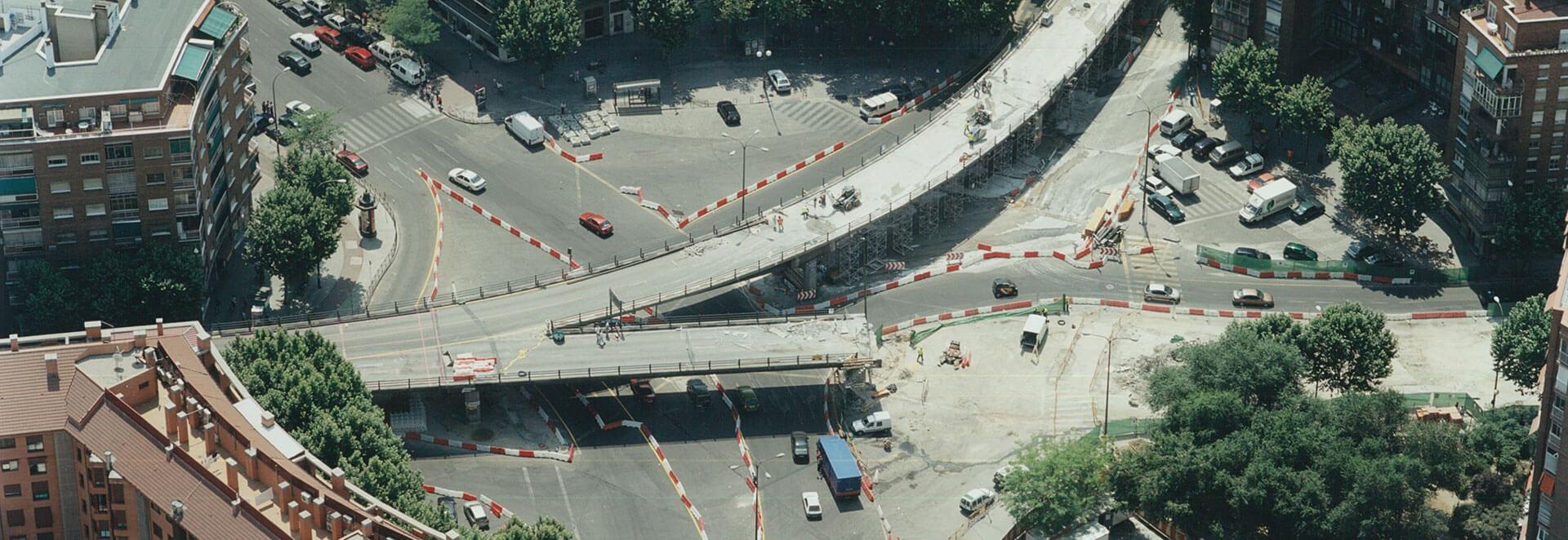 Demolición de infraestructuras - AG Construcciones