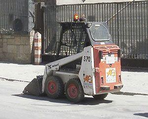 AG Construcciones - Maquinaria ligera - BOBCAT S-70