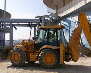 AG Construcciones - Maquinaria pesada - JCB