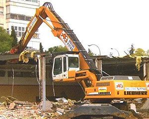 AG Construcciones - Maquinaria pesada - LIEBHERR 934