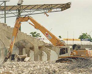 AG Construcciones - Maquinaria pesada - LIEBHERR 954 HD-V-LITRONIC