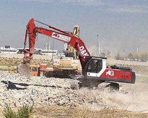 AG Construcciones - Maquinaria pesada - RH 12.5