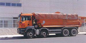 AG Construcciones - Medios de transporte - CAMIÓN 4 EJES