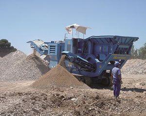 AG Construcciones - Plantas de reciclaje - PLANTA DE RECICLAJE EUROTRAK 900 X 600