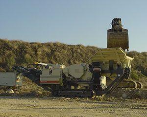AG Construcciones - Plantas de reciclaje - PLANTA DE RECICLAJE NORDBERG LT95