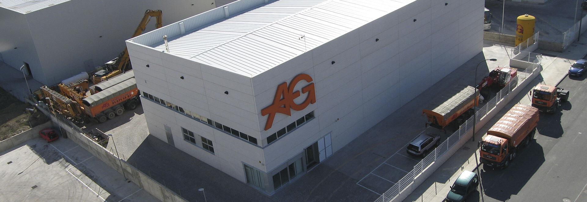 Empresa de construcción - AG Construcciones